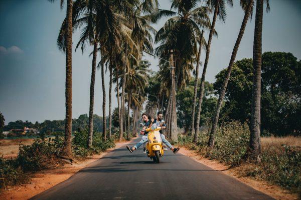 Vespa scooters, de meest bekende scooters van de wereld